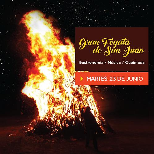 Gran Fogata de San Juan