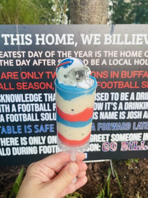 Buffalo Bills Playdough Push Pop