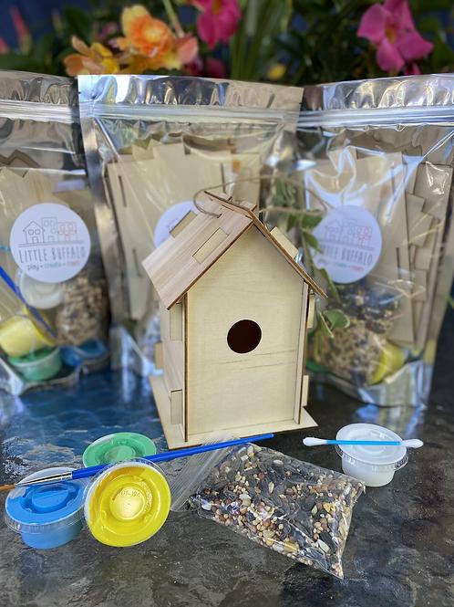 Birdhouse Craft Kit