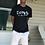 Thumbnail: Short-Sleeve DJ Fly Ty Logo