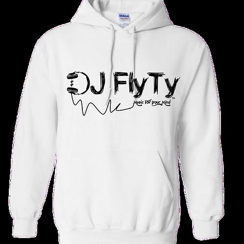 Pullover Hoodie DJ Fly Ty Logo