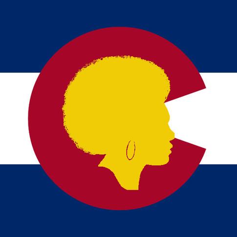 Colorado Girl Flag