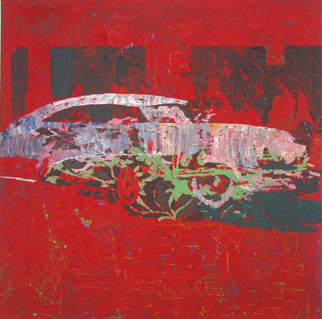 Autocolour 3, 80x80 cm