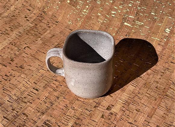 Speckled Square Top Mug