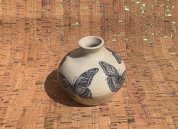 Butterfly Bud Vase