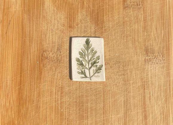 Marigold Leaf Tile