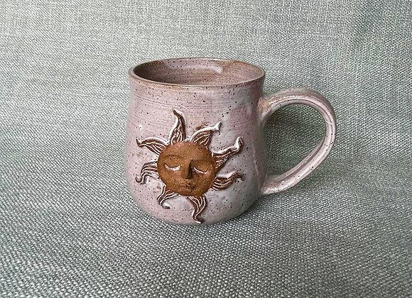 Cream Sun Mug