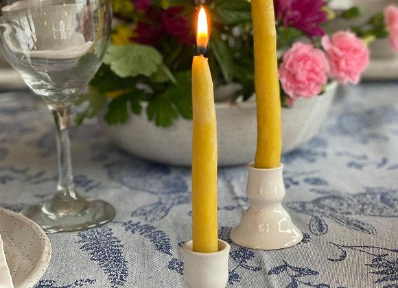 White Candle Stick