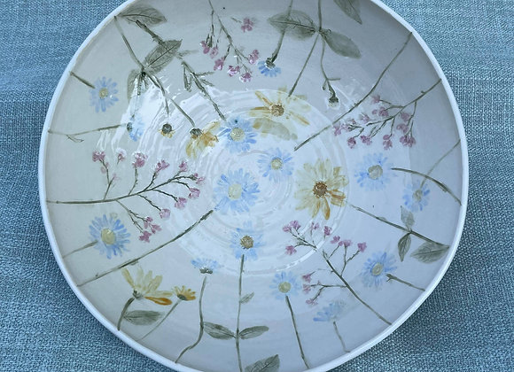 Floral Notes Bowl
