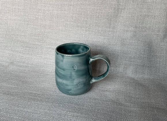 Cacti Queen Mug