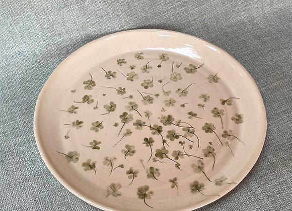 Lucky Clover Platter