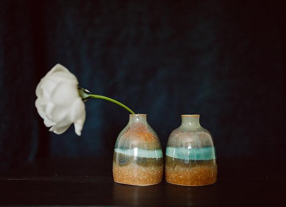Desert Duo Bud Vases
