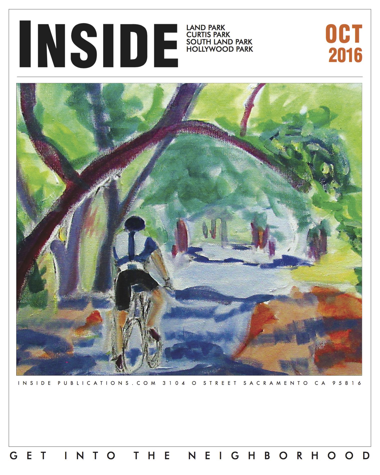 INSIDE October 2016