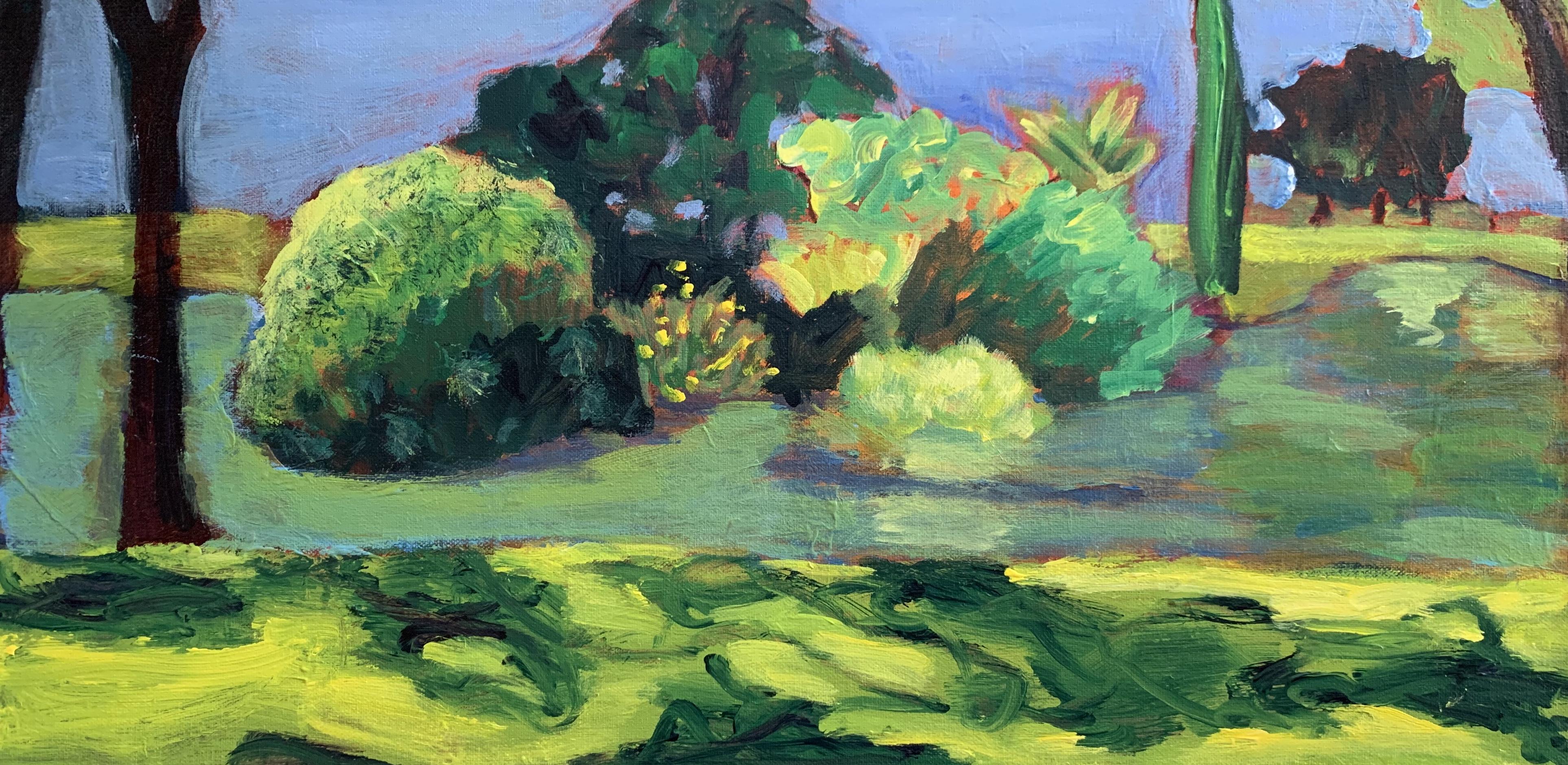 Land Park Pond