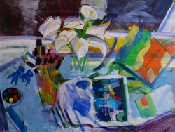 Matisse Diebenkorn Callas