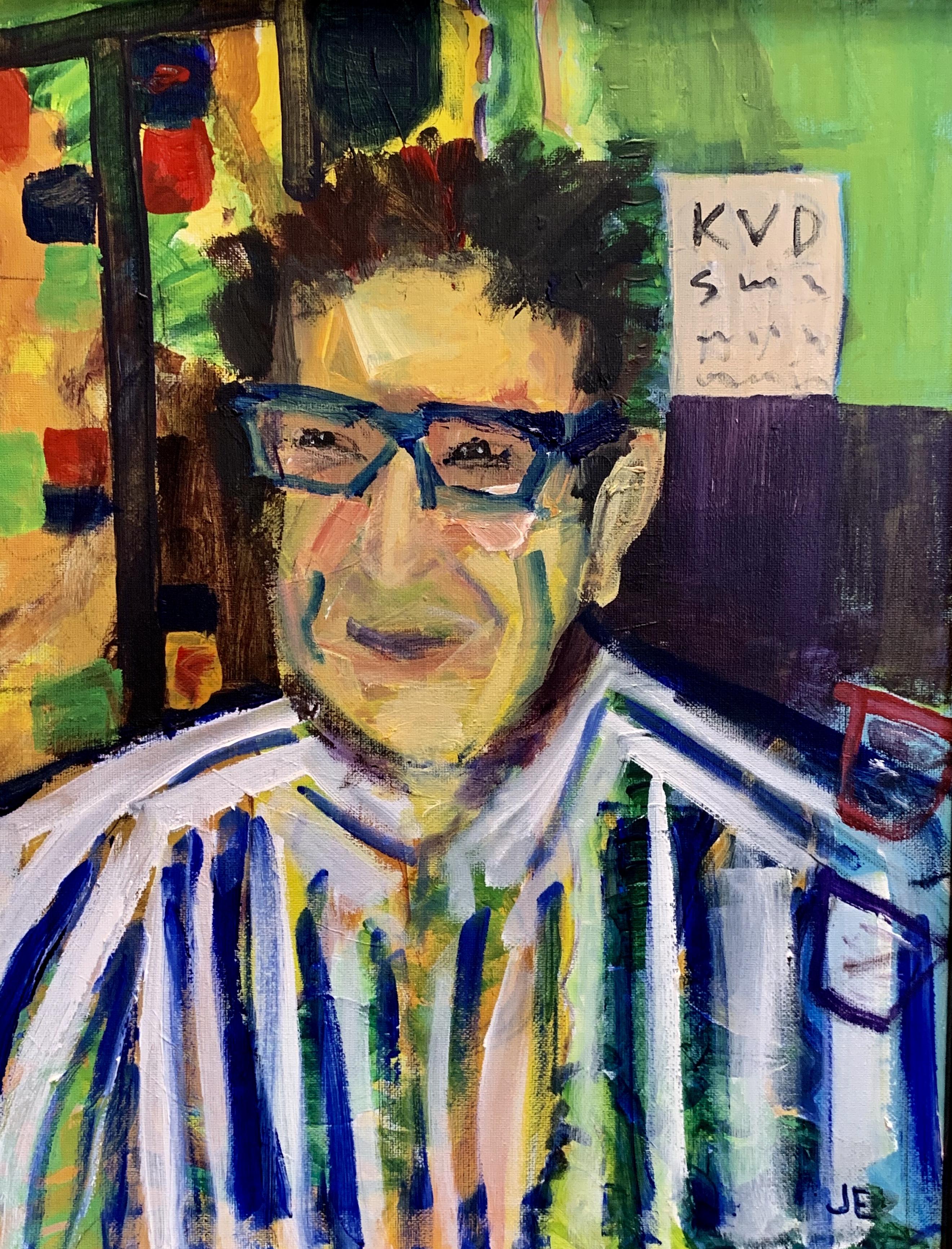 Eric at Styleyes, 20 x 16
