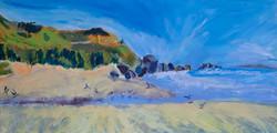 Stinson Beach 24 x 48