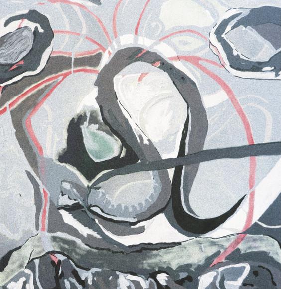 Tendrils (Malvern Brume) EP Cover, 2020