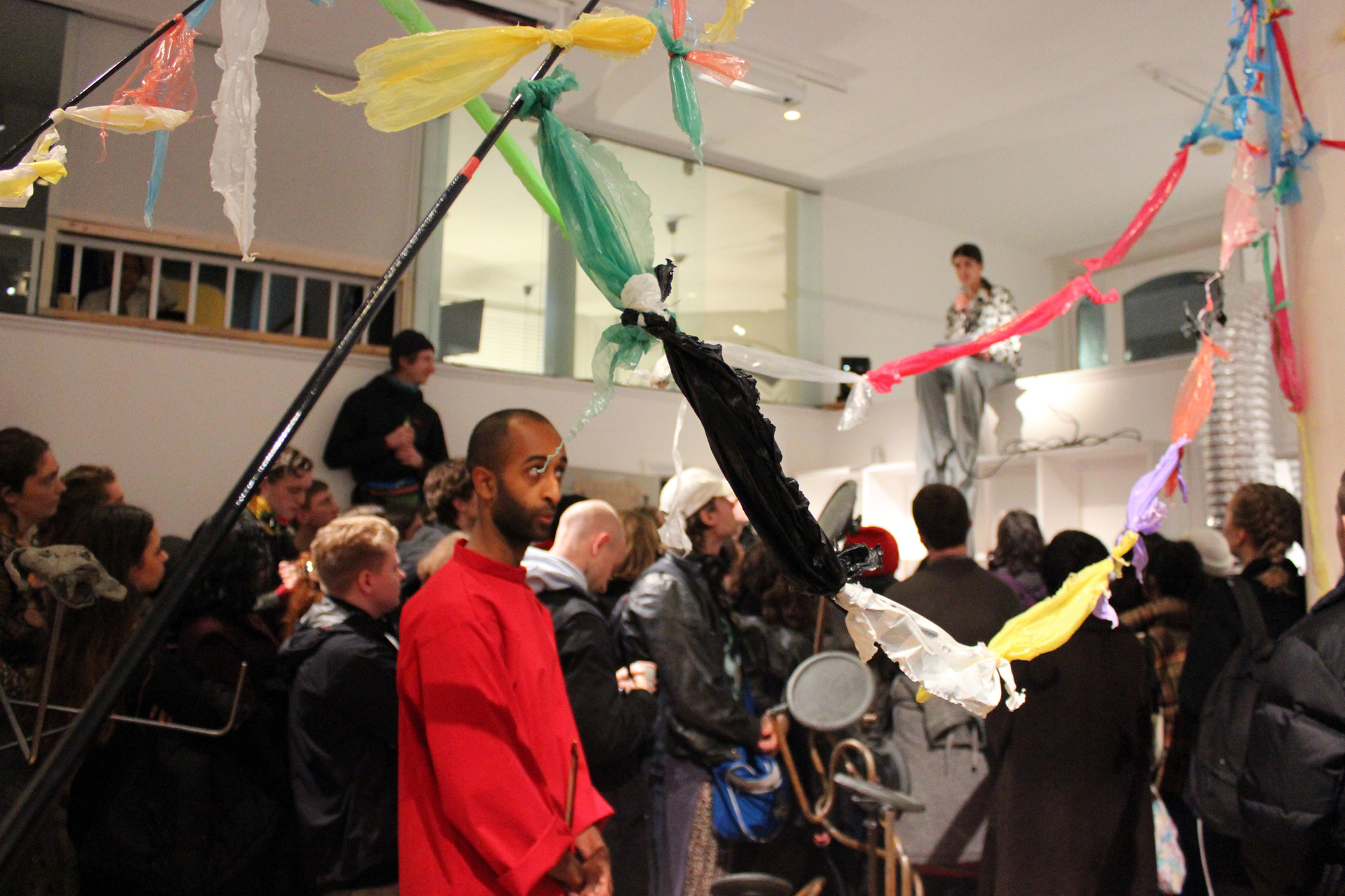 Carnival of the Animals, 2018. Performance view, San Mei Gallery, London