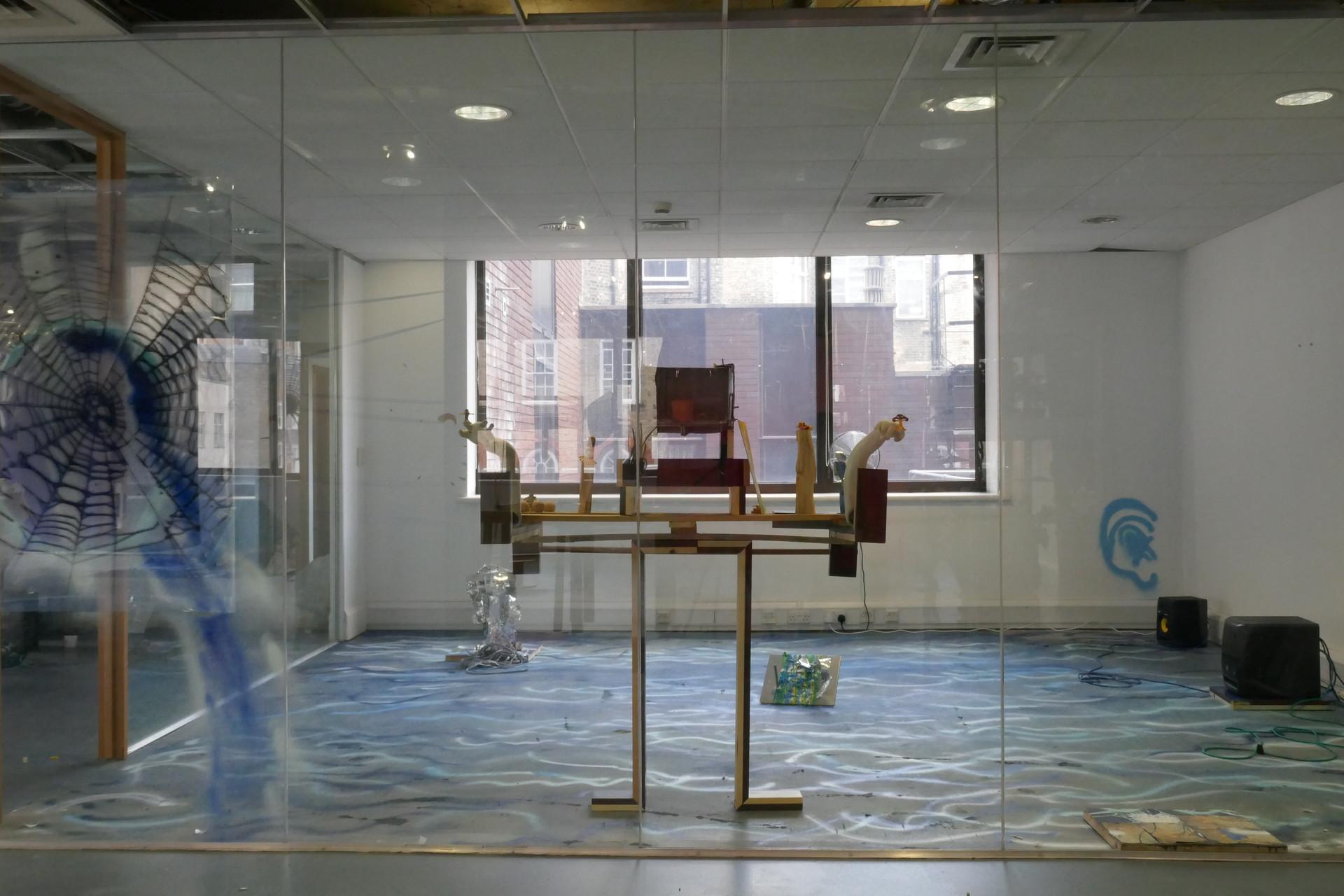 Opolis installation view, 2018