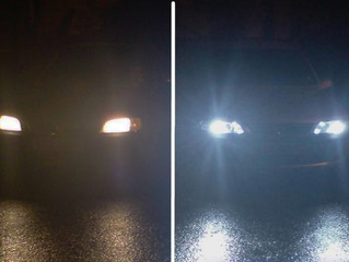 AAA: Estimated 80 percent of headlights unsafe on dark roads