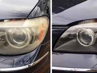 Why Do Car Headlights Get Yellow and Foggy?