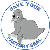 Save Your Windshield Factory Seal