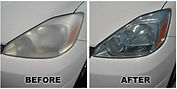 headlight restoration and headlamp restoration