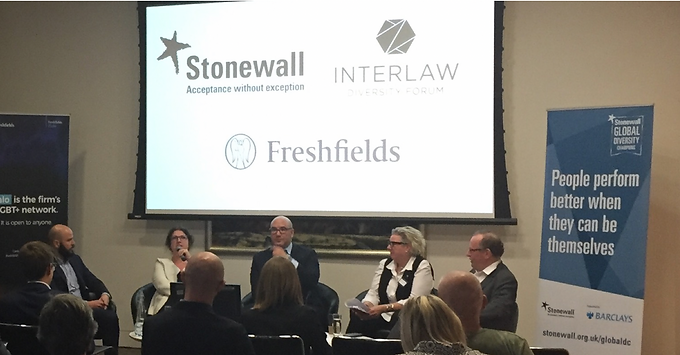 Stonewall Global WEI and Global LGBT+ Best Practice & Engagement