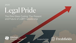 Legal Pride   The Pink Glass Ceiling: The Present and Future of LGBT+ Leadership