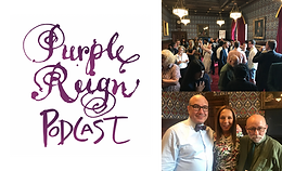 Launch of the Purple Reign Podcast at Parliament