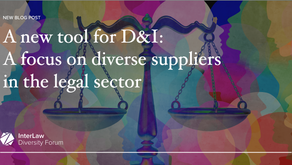 A new tool for D&I: A focus on diverse suppliers in the legal sector