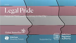 Legal Pride   Focus on Trans and Non-Binary in the City
