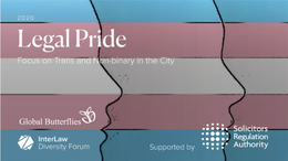Legal Pride | Focus on Trans and Non-Binary in the City
