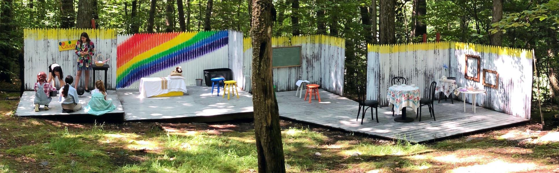 PIPPI LONGSTOKING Belvoir Terrace 2019