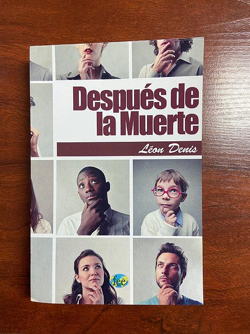 DESPUES DE LA MUERTE