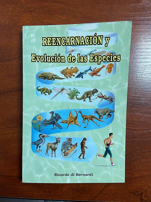 REENCARNACCION Y EVOLUCION ESPECIES