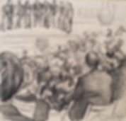 Glees and Twelves, Speech Room, Harrow School, 16-10-14, Simon Page