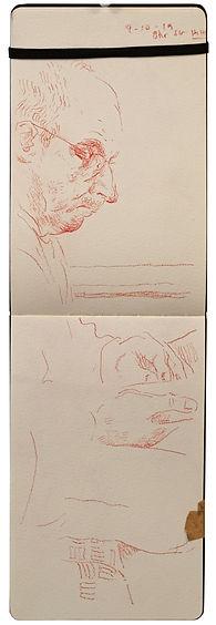 9-10-19 Bkr Str - HOH.Tube traveller drawing. Simon Page