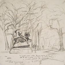 Long Ducker, G F Watts 'Physical Energy', Simon Page