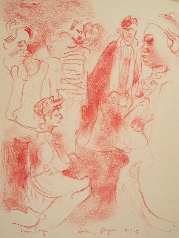 Dress, Ryan, Final scenes. Harrow School, Twelfth Night, The Globe, Simon Page