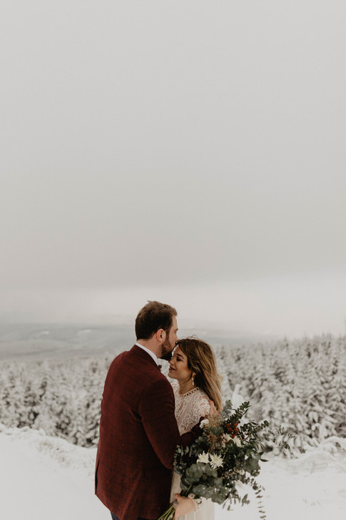 Hochzeitsfotograf Harz After-Wedding Shooting