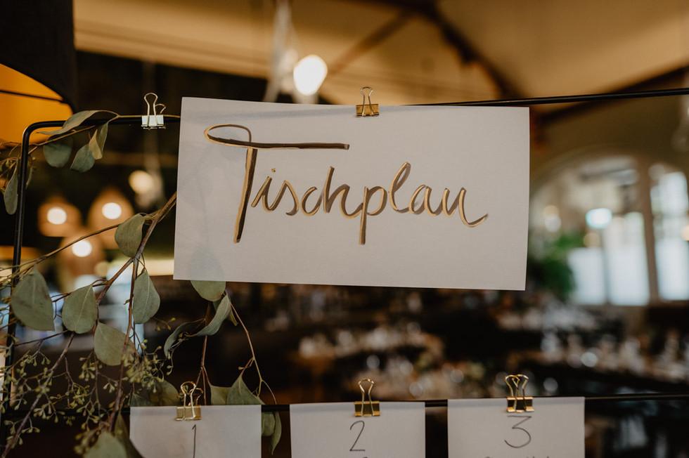 Hochzeitsfotograf Tafel & Wein