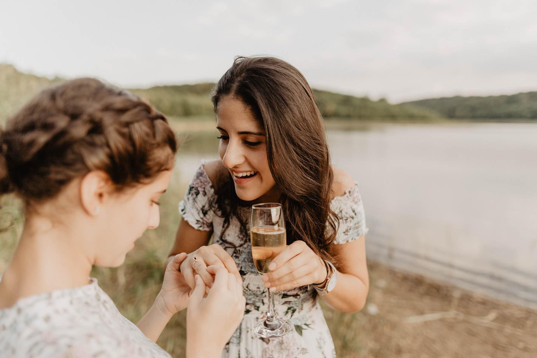 Fotograf Heiratsantrag Harz