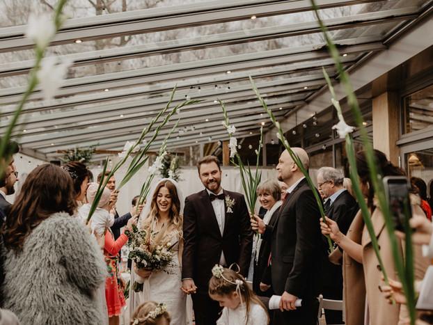 Boho Wedding in Hanover, Germany