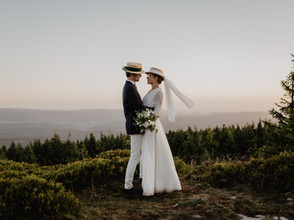 Wedding Shooting in the Harz Mountains