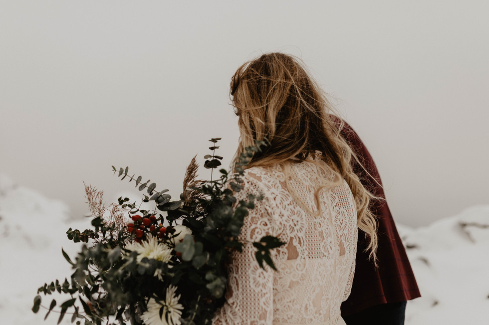 Hochzeitsfotograf Elopement Winter