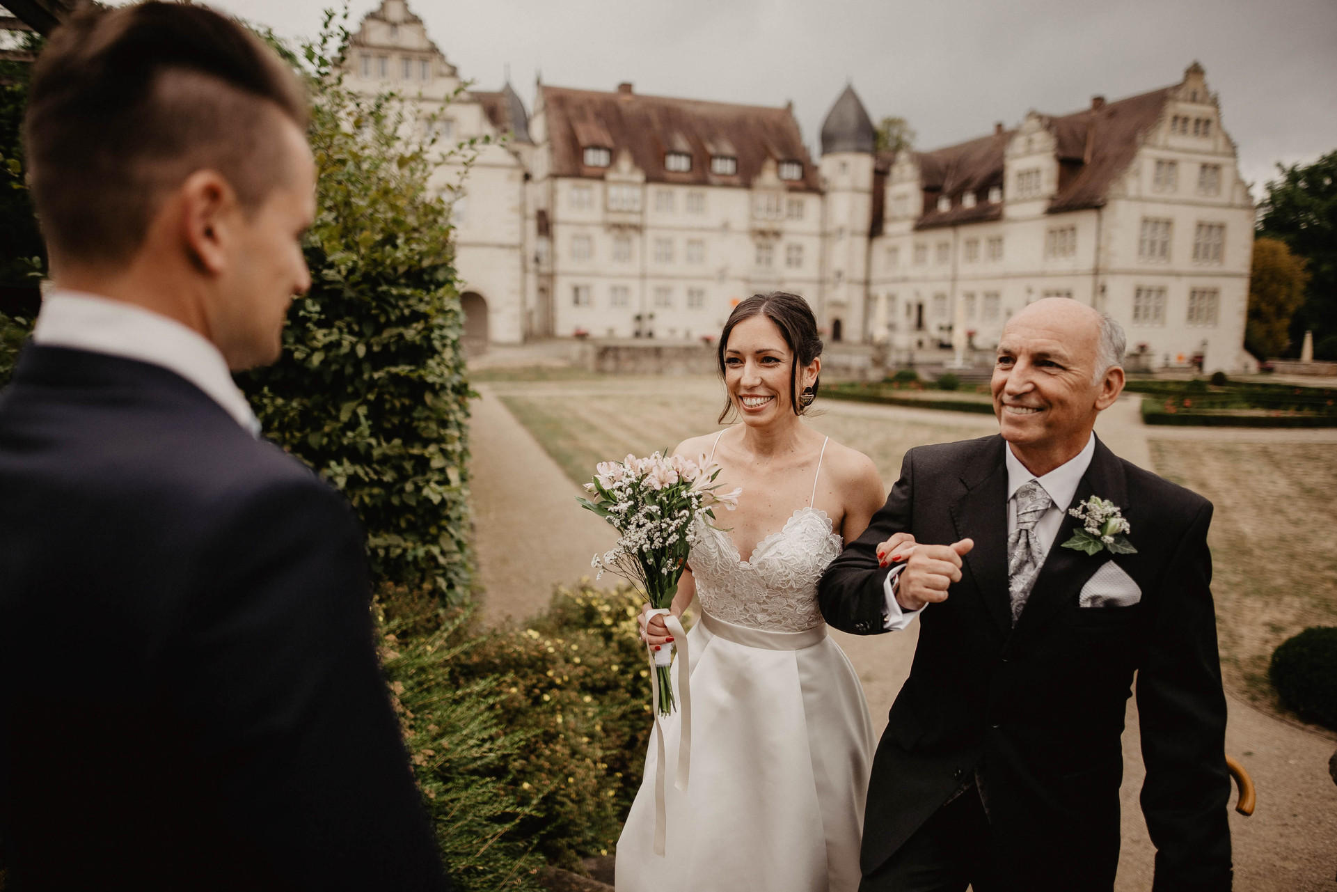 Hochzeitsfotograf Schloss Fine Art