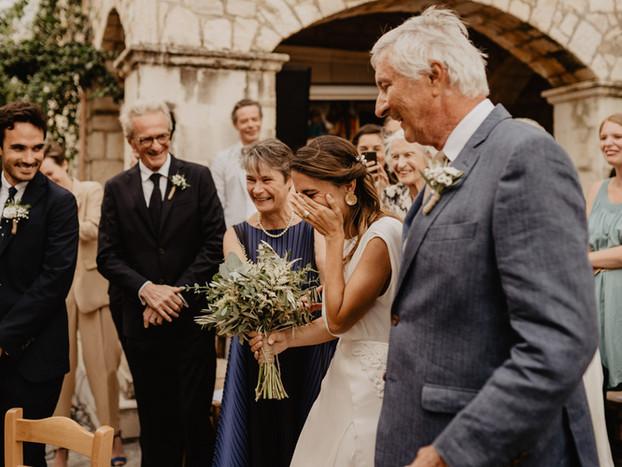 Wedding on Crete, Greece