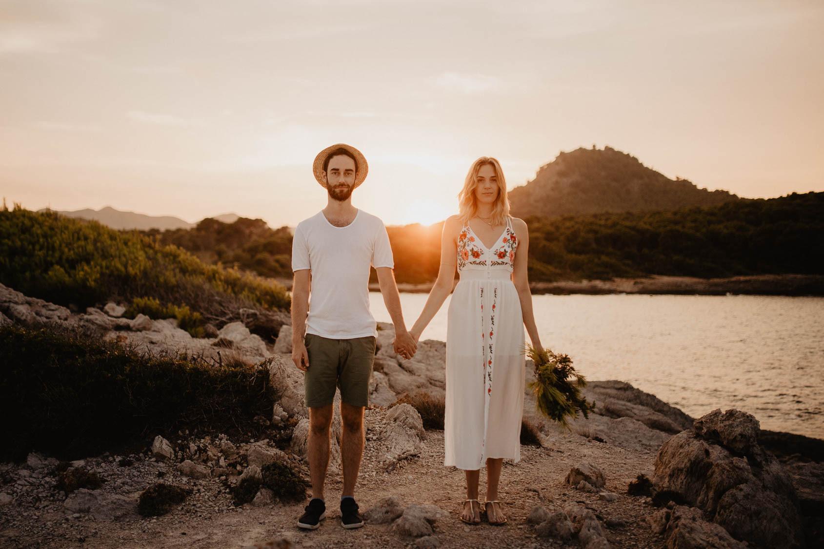 Hochzeitsfotografie & Film Mallorca Elopement Mallorca Photographer & Videographer